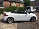 Audi TT TFSI Convertible only 44000 miles with service history