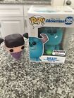 FUNKO POP! Disney #20 Boo Monsters INC Vaulted And Amazon Exclusive Sully