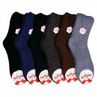 6 Pairs Super Soft Winter Slipper Cozy Fuzzy Solid Slipper Plush Socks 9-11 Lots