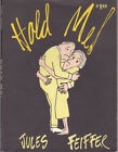 Hold Me! by Jules Feiffer, 1962 Paperback - Cartoons about life