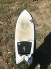 55 go fish surfbord twin fin