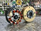 Scooter GY6 150cc 11 Pole Stator Magneto with Flywheel AC POWERED