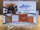 AJ Green 2012 Topps Prime Level V 4 Piece Relic Patch Auto 90 100!! Super Clean