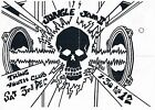 $ JUNGLE JAM 2 Rave Flyer Flyers A5 3/12/94 Tring Youth Club Tring