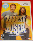 Biggest Loser Nintendo Wii Game Video Game 2009 Fitness Workout