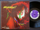 TAK SHINDO Mganga! LP EDISON INTERNATIONAL SDL 100 US 1958 JAZZ AFROBEAT