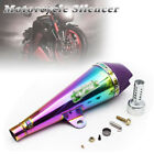 Super Motorcycle Exhaust Muffler Baffle Tail Pipe For Yamaha100 / GY6125 machine