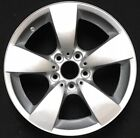 BMW 5 Series 525i RWD 04 05 06 07 17 5 SPOKE FACTORY OEM WHEEL RIM 59471