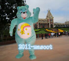 Blue care bear adult cartoon/mascot costume for advertising/festival cosplay