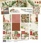 Simple Stories Collection Kit 12X12 Simple Vintage Christmas