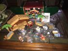 Fisher Price Little People Christmas Story Nativity Figure Set 2005 New