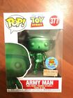 Funko Pop Army Man Metallic #377 Disney Toy Story Exclusive Brand New