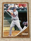 2011 Topps Heritage Minors #44 MIKE TROUT Rookie RC *HOT*