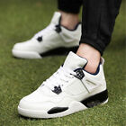 Mens Athletic Shoes Sport Basketball Trainers Sneakers Running Hiking Breathable