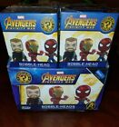 New Marvel Avengers Infinity War Funko Bobble Head Mystery Minis Full Case 12