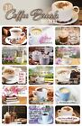 30 Coffee Stickers For Scrapbooking or Envelopes Inspiring Beautiful Sayings