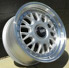 Motorsport SL 17X85 +35 ESM 004M 5x120 BMW E36 E46 325i 318i 318ti Wheels Rims