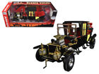 GEORGE BARRIS MUNSTER MUNSTERS KOACH 1/18 DIECAST MODEL CAR BY AUTOWORLD NEW
