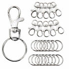 Lobster Clasps Swivel Trigger Clips Snap Hooks Lanyard Key Ring Keyfob Clasps