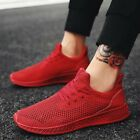 Mens Sport Casual Sneakers Athletic Shoes Running Breathable Training Fashion