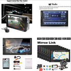 Multimedia MP5 Player 7 inch Digital Capacitive Touch Screen +Camera Mirror Link