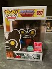 2018 SDCC Funko POP! Exclusive Masters of the Universe STINKOR Scented Protector