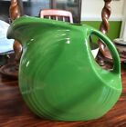Fiesta Shamrock Green Large Disc Pitcher mint condition