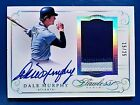 DALE MURPHY 2016 Panini Flawless Game-Used 3 COLOR Patch Auto #15 25 - Braves