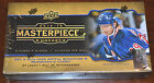 2014-15 Upper Deck Masterpieces Factory Sealed Hockey Hobby Box