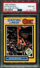 1989 STARTING LINEUP ONE ON ONE KEVIN McHALE HOF POP 2 PSA 10 K2620600-147