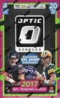 2017 Panini Donruss Optic Hobby Football Box Factory Sealed