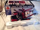 GEARBOX 124 Scale Diecast Metal 1953 Ford F 100 Citgo Tow Truck Coin Bank