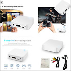 Car Wireless WIFI Mirror Link Box HDMI Dongle For iOS80 Windows 81 and above