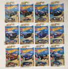 HOT WHEELS 50th Anniversary Race Team Complete Set Of 12 Cars VHTF