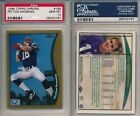 Peyton Manning COLTS Broncos 1998 Topps Chrome #165 Rookie Card rC PSA 10 Gem