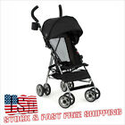 Canopy Baby Umbrella Stroller Lightweight Infant Folding Seat Storage Basket