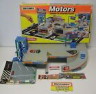 MATCHBOX Playset in box Motors Car Dealership 1989 Parts Only 550112