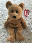 2000 Ty Beanie Babies Collection CASHEW The Tan Bear w/Tags (8 inch)