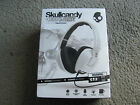 New Skullcandy Crusher Equipped with Sopreme Sound Headphone S6SCFZ-072 White