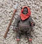 "STAR WARS EWOKS MACHOOK COMIC PACKS 3.75"" SCALE LEGACY COLLECTION RARE EWOK"