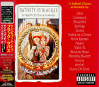 Nativity In Black II A Tribute To Sabbath JAPAN CD VJCP 68233 2000 OBI