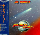 ACE FREHLEY Frehley's Comet JAPAN CD 32XD-738 1987 OBI