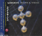 THE QUIREBOYS Tramps & Thieves JAPAN Maxi-Single TOCP-7037 1992 NEW