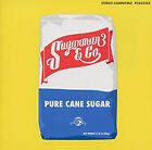 SUGARMAN & CO 3 & Pure Cane Sugar JAPAN CD PCD-23302 2002 OBI