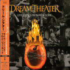 DREAM THEATER Live Scenes From NEW York JAPAN CD AMCY-7291~3 2001