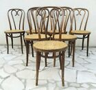 PRICE DROP! Antique Thonet Radomsko Bentwood Cafe Chairs Made in POLAND