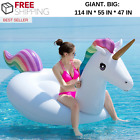 Premium Giant Inflatable Float Unicorn For Pool Party Designed To Hold 2 Adults