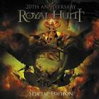 ROYAL HUNT-THE BEST OF ROYAL WORKS 1992-2012: 20TH ANNIVERSARY SPECIAL ED. CD