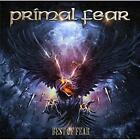 PRIMAL FEAR Best Of Fear with Bonus Tracks  -JAPAN 2 CD New 2017