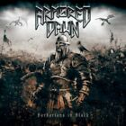Armored Dawn - Barbarians In Black NEW CD